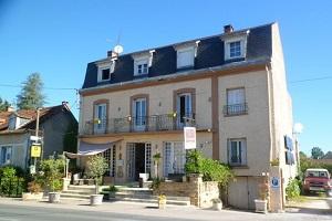 Hotels bij de grot van Lascaux
