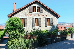 Hotels in Annecy