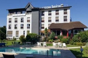 Hotels in Bourg-en-Bresse