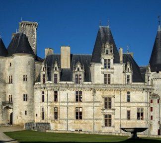 Het kasteel van La Rochefoucauld