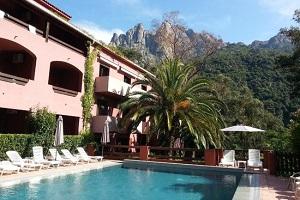 Hotels bij de Calanches de Piana