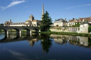 Hotels bij de abdijkerk van Saint-Savin-sur-Gartempe