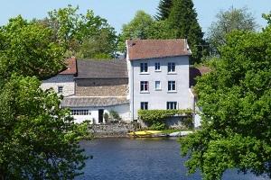Hotels bij het Lac de Vassivière