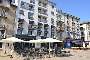 Hotels in Aurillac