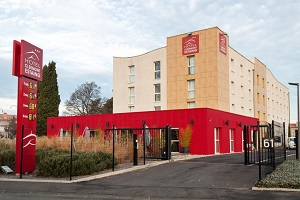 Hotels in Clermont-Ferrand