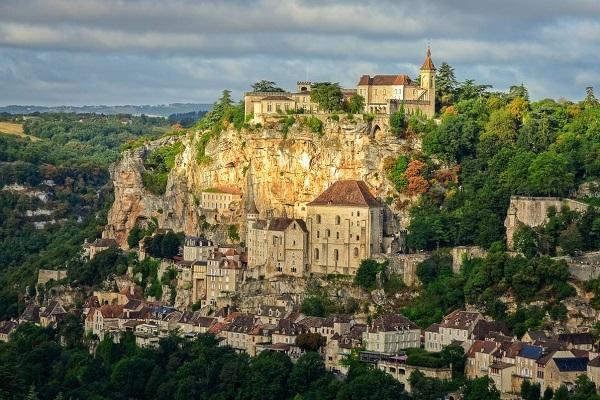 Tips voor een vakantie in Lot: Rocamadour