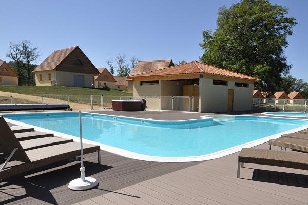 Tips voor een vakantie in Lot: vakantiepark Le Lac Bleu