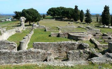 Romeinse ruïnes van Aléria