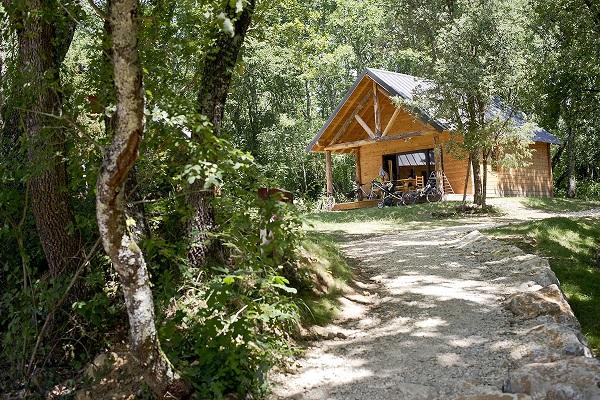 Village Huttopia Sud Ardeche