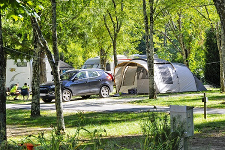 Camping Domaine Les Ranchisses