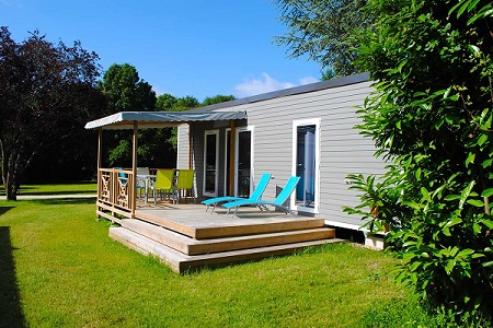 Camping La Roche Posay Vacances