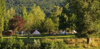 Campings in Auvergne