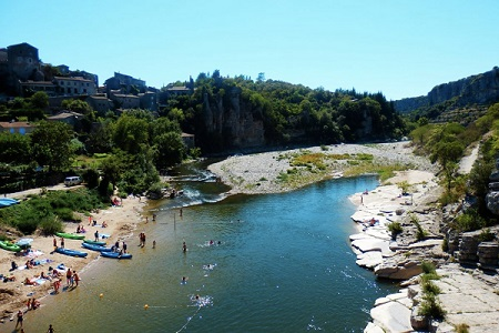 Campings in Rhône-Alpes