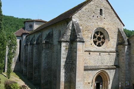 Abdij van Beaulieu-en-Rouergue