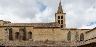 De abdij van Saint-Papoul