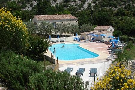 Camping Les Terrasses Provençales