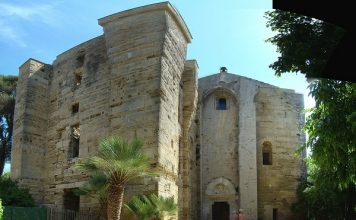 Kathedraal van Maguelone