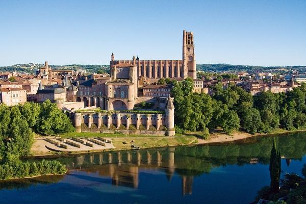 Saint-Flour - Albi