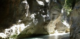 Gorges du Toulourenc