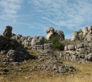 Chaos de Nîmes-le-Vieux