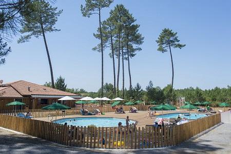 Camping Huttopia Landes Sud