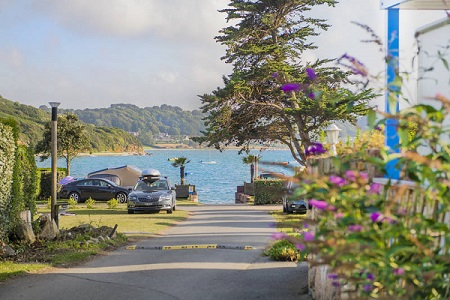 Campings in Bretagne
