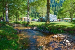 Campings in Franche-Comté