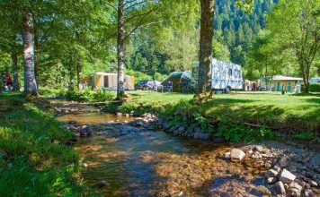 Campings in Franche-Comté