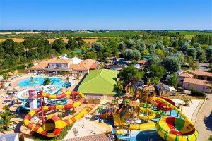 Campings in Pays de la Loire