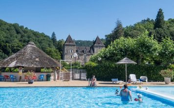 Camping Le Gibanel
