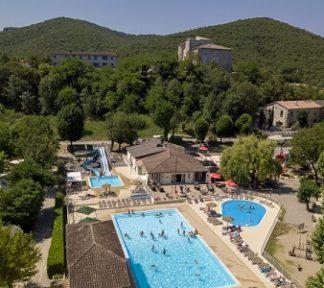 Camping RCN La Bastide en Ardèche