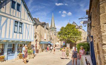 Steden en dorpen in Pays de La Loire