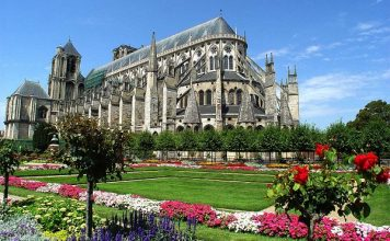 Kathedraal van Bourges