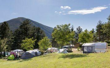Camping RCN Collines de Castellane