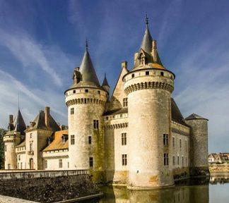 Kasteel van Sully-sur-Loire