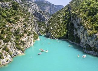 De vijf mooiste campings bij de Gorges du Verdon