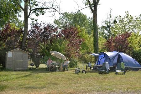 Camping Castel Parc de Fierbois