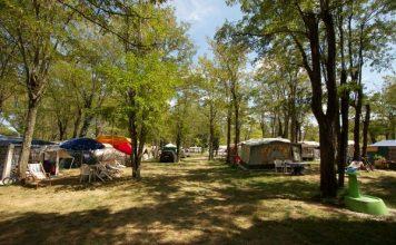 Camping de Peyroche