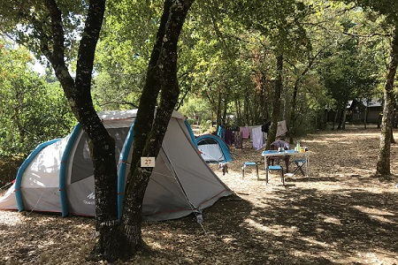 Camping La Peyrugue