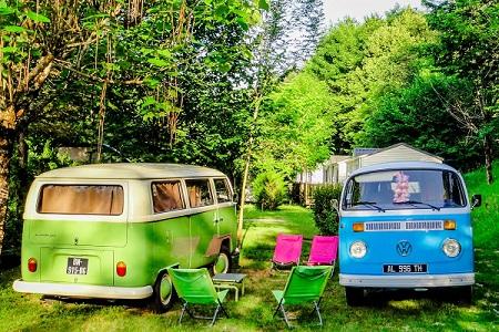 Camping Le Val de la Marquise