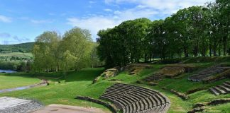 Romeinse theater van Autun