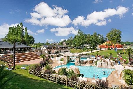 Vakantiepark Domaine des Ormes