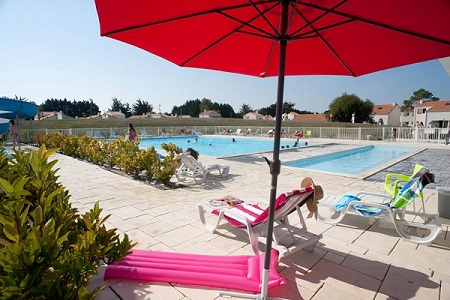 Vakantiepark Les Grands Rochers