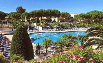 Vakantiepark Odalys Domaine Saint Loup