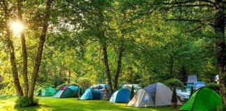 Campings in Nord-Pas-de-Calais