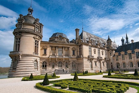 Kasteel van Chantilly