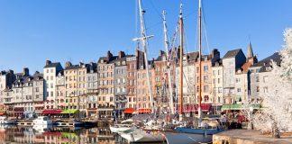 Steden en dorpen in Basse-Normandie