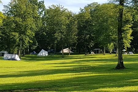 Flower Camping Le Domaine du Buisson