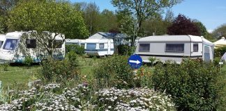 Flower Camping Le Rompval