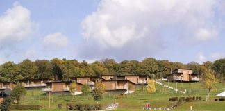 Vakantiepark Les Cottages de Valjoly